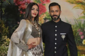 Celebs Wore in Sonam's Wedding Reception Party