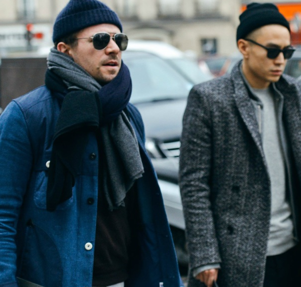 Winter Men's Fashion Trends The Beanie