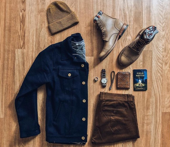Winter Men's Fashion Accessories