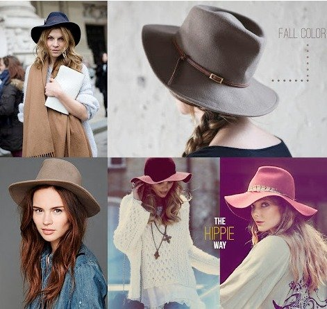 Hats to wear in winter