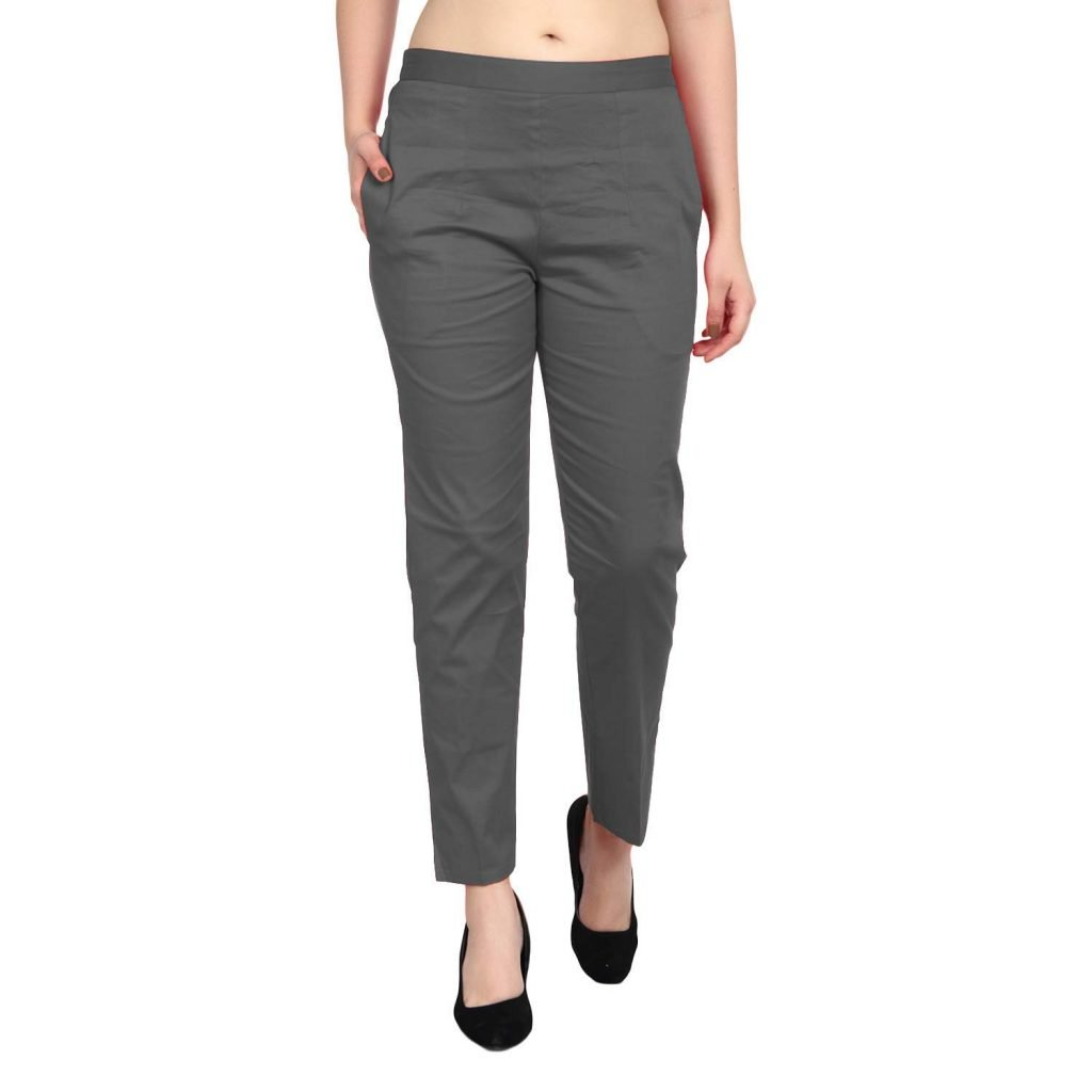 Women's Cotton Trousers Plazo design