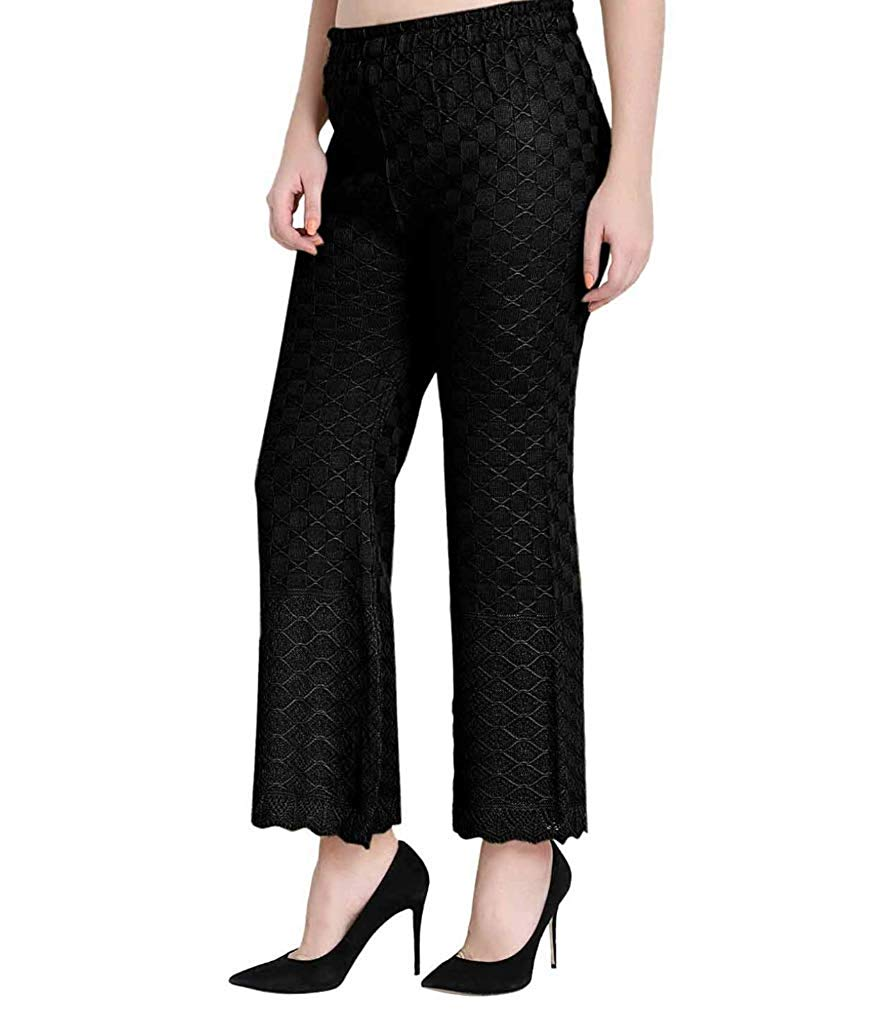 Women's   Trouser Plazo Pant Design